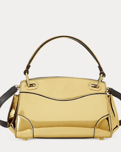 Specchio Mini Eyelet Bag
