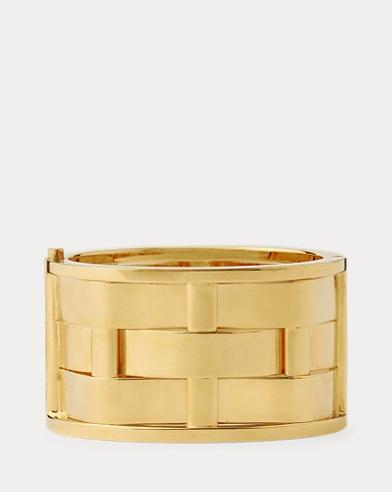 Small Basket-Weave Bracelet