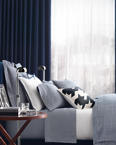 Screening Room Bedding Collection