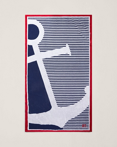 Alderbrook Beach Towel