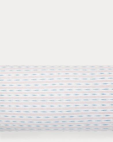 Lucie Ikat Stripe Pillowcase