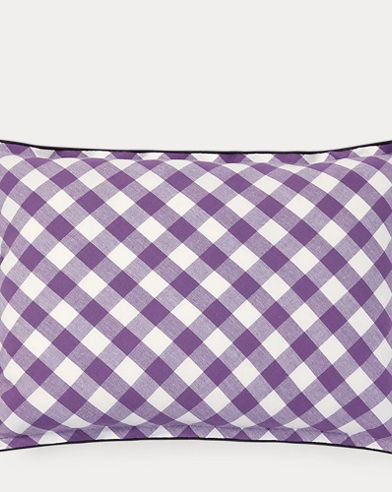 Marabella Plaid Throw Pillow