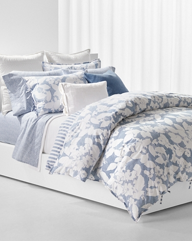 Willa Floral Comforter Set