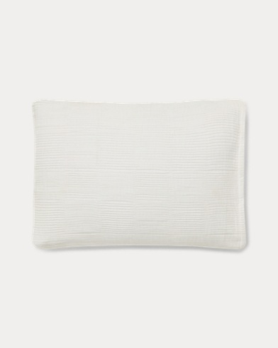 Willa Pleated Throw Pillow