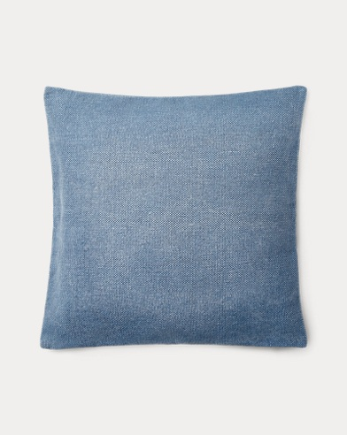 Willa Woven Throw Pillow