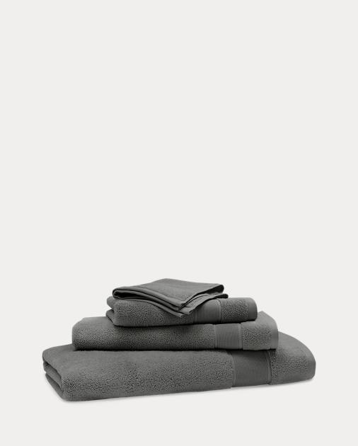 Lauren Home Sanders Towels & Mat 1