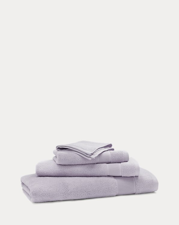 Sanders Bath Towels & Bath Mat