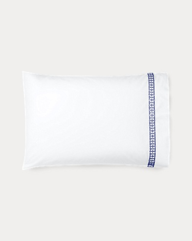 Spencer Embroidery Pillowcase