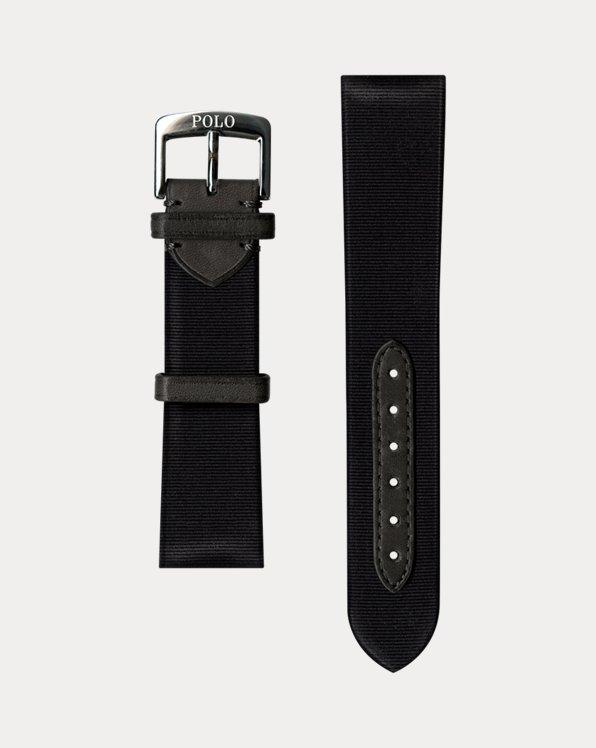 Silk Faille Watch Strap