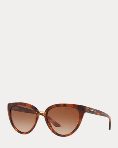 2a9c6406cd7 Cat-Eye Sunglasses. Ralph Lauren