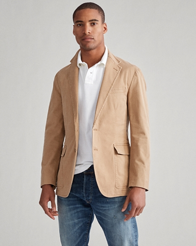 Polo Deconstructed Sport Coat.