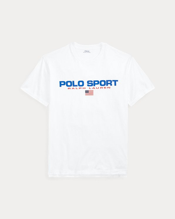 Camiseta Classic Fit Polo Sport