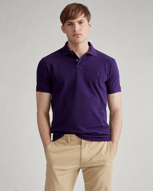 Polo Ralph Lauren Classic Fit Mesh Polo Shirt 1