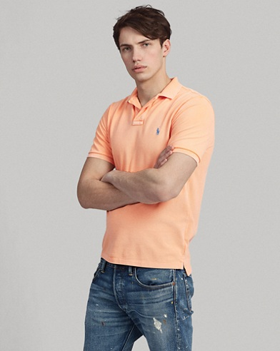 0b3563c5 Men's Polo Shirts - Long & Short Sleeve Polos | Ralph Lauren