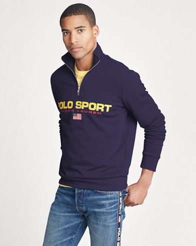 Polo Sport Fleece Sweatshirt