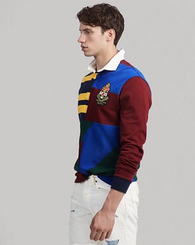 40c520d1638 Men's Designer Polo Shirts | Long Sleeve Polo Shirts | Ralph Lauren UK