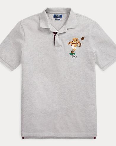 Rugby Bear Polo Shirt