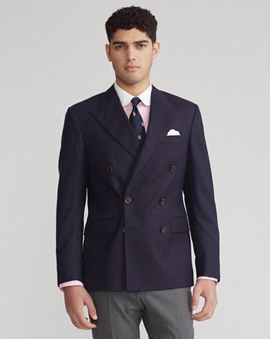 6fb15981 Men's Sport Coats, Top Coats, & Blazers | Ralph Lauren
