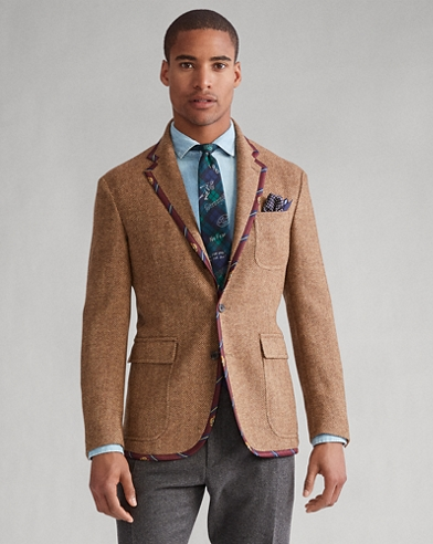 876a27690 Wool Herringbone Sport Coat