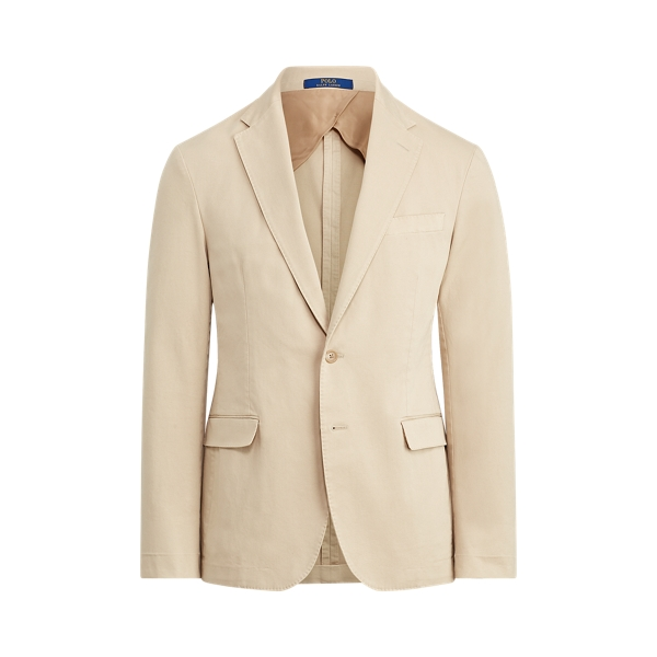 폴로 랄프로렌 Polo Ralph Lauren Polo Soft Stretch Chino Suit Jacket,Khaki