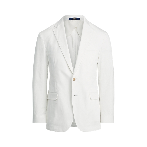 폴로 랄프로렌 Polo Ralph Lauren Polo Soft Stretch Chino Suit Jacket,Off White