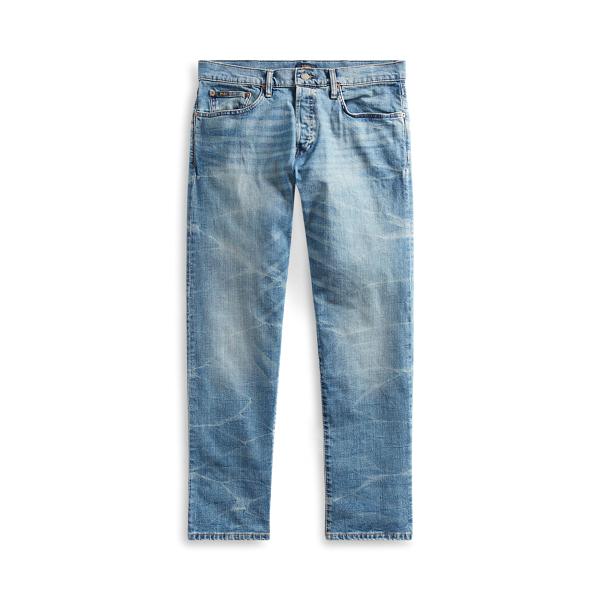 폴로 랄프로렌 Polo Ralph Lauren Hampton Relaxed Straight Jean,Granger Stretch