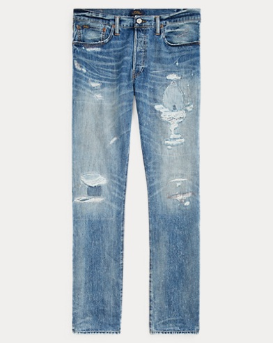 7c5e55e8 Men's Jeans & Denim in Slim Fit & Straight Leg | Ralph Lauren
