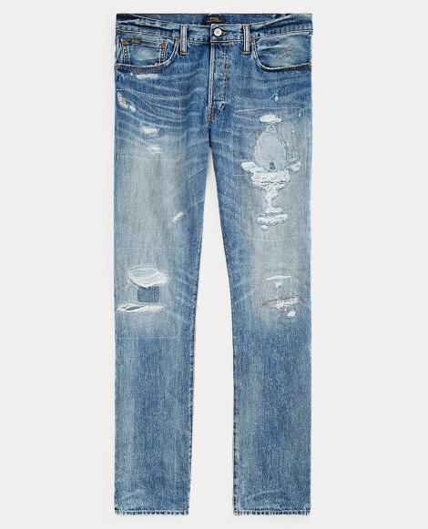 Varick Slim Straight Jean