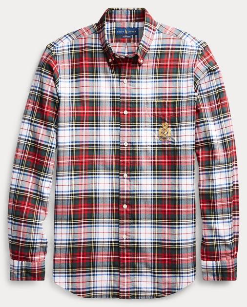 Classic Fit Classic Twill Classic Shirt Shirt Twill Fit Plaid Plaid POXTikZu