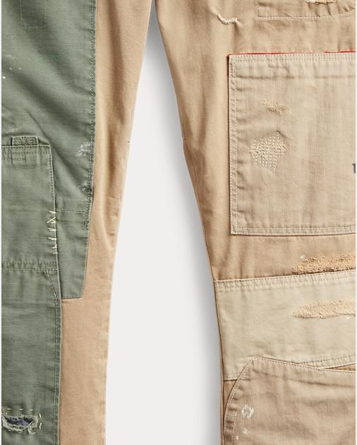 Polo Ralph Lauren Pantalon classique fuselé 6