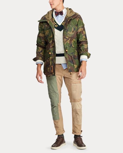 Polo Ralph Lauren Pantalon classique fuselé 2