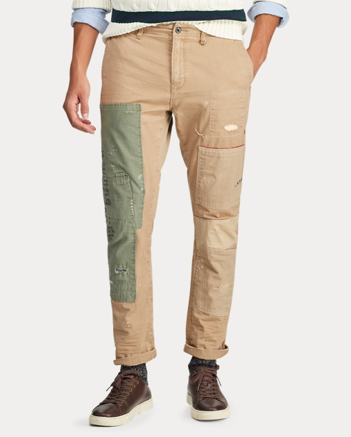 Polo Ralph Lauren Pantalon classique fuselé 3