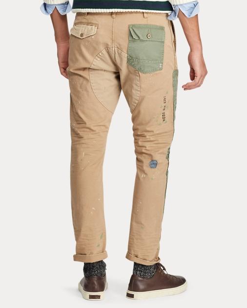 Polo Ralph Lauren Pantalon classique fuselé 4