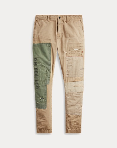 57927311df Men's Chinos, Corduroy Pants & Khaki Pants | Ralph Lauren