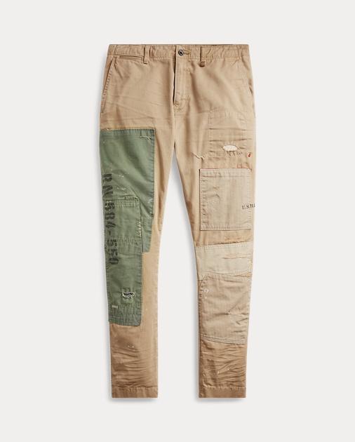 Polo Ralph Lauren Pantalon classique fuselé 1