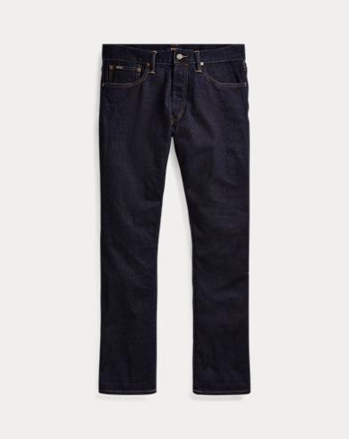 Slim Straight Selvedge Jean