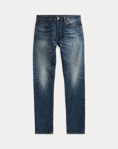 c22bfb6ba75 Men's Jeans & Denim in Slim Fit & Straight Leg | Ralph Lauren