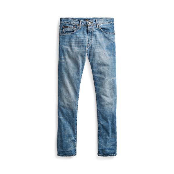 폴로 랄프로렌 Polo Ralph Lauren Varick Slim Straight Jean,Granger Stretch