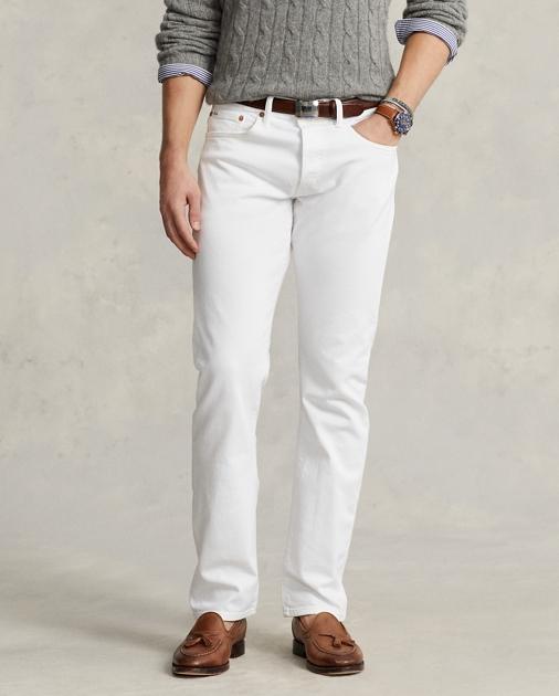 Polo Ralph Lauren Varick Slim Straight Jean 2