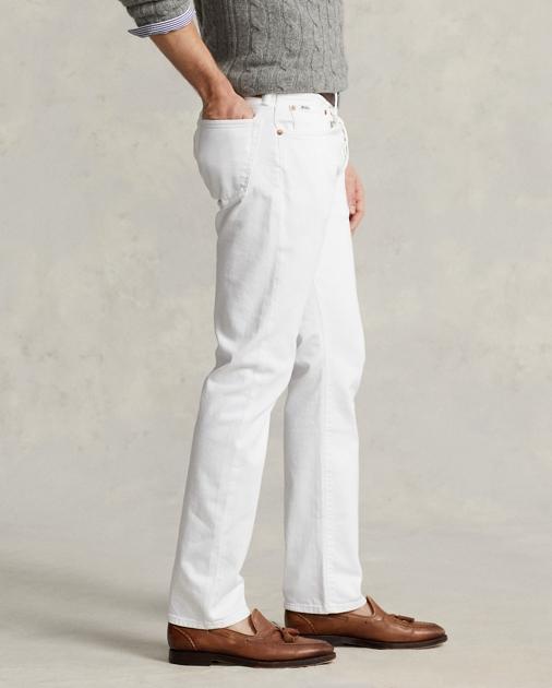 Polo Ralph Lauren Varick Slim Straight Jean 3