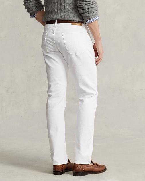 Polo Ralph Lauren Varick Slim Straight Jean 4