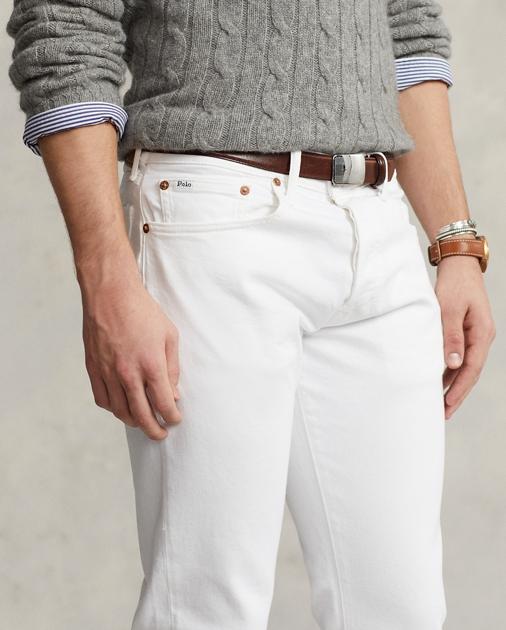 Polo Ralph Lauren Varick Slim Straight Jean 5