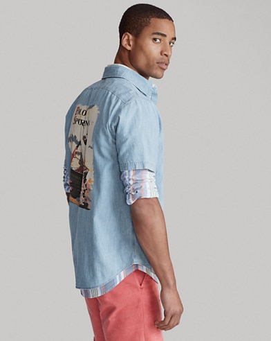 Sportsman Chambray Shirt