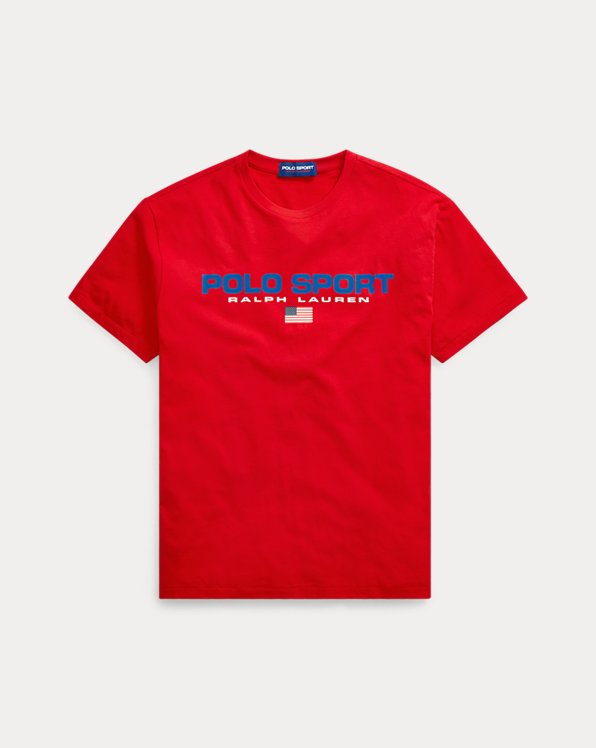 Classic-Fit T-Shirt Polo-Sport