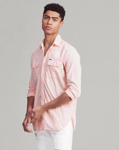 Custom Fit Sportsman Shirt