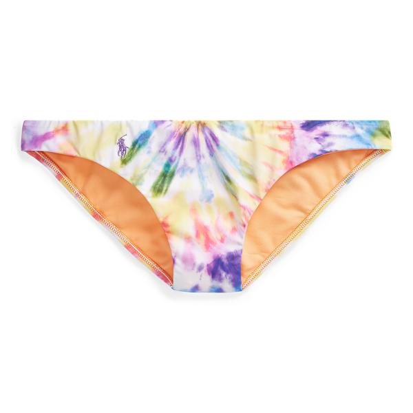Polo Ralph Lauren Tie-Dye Hipster Bikini Bottom