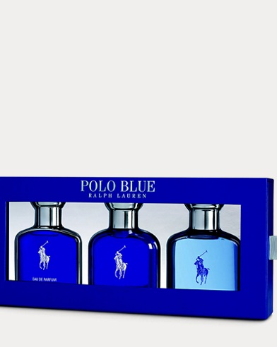 Polo Blue 3-Piece Set