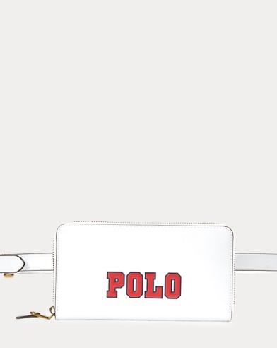 Polo Nappa Leather Belt Bag