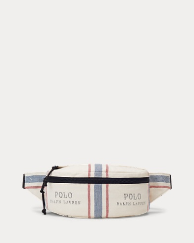 Marsupio Polo con righe laundry