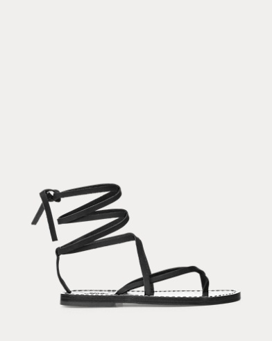 Jordin Leather Sandal